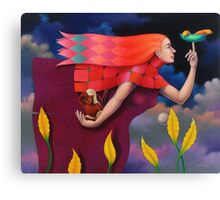 Sublimidad Canvas Print