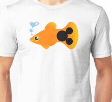 MICKEY MOUSE PLATY FISH Unisex T-Shirt