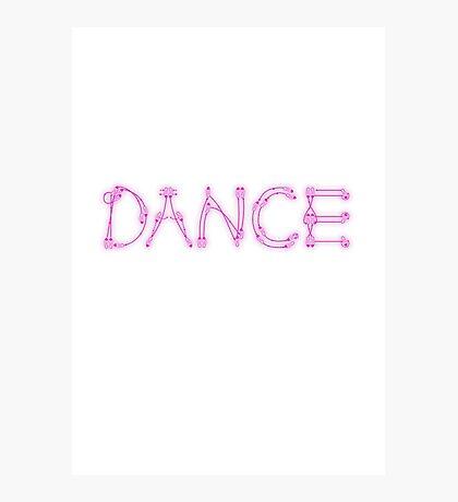 Dance. Photographic Print