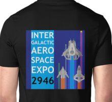 Intergalactic Aerospace Expo 2946 Unisex T-Shirt