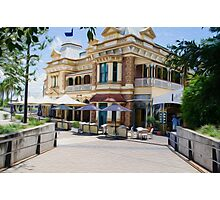 Breakfast Creek Hotel, Brisbane Photographic Print