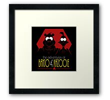 The Adventures of Banjo & Kazooie Framed Print