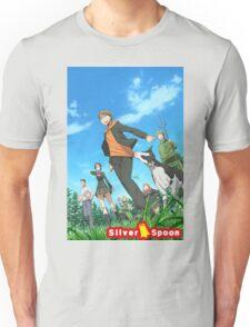Silver Spoon ! Unisex T-Shirt