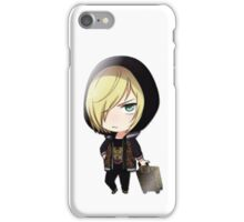 Yuri!!! on Ice Chibi Yurio iPhone Case/Skin