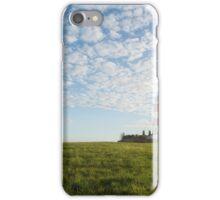 Happisburgh Lighthouse, Norfolk, UK. iPhone Case/Skin