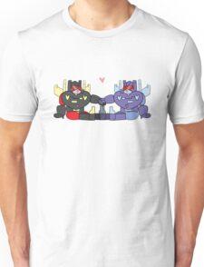 Rumble ❤ Frezy Unisex T-Shirt