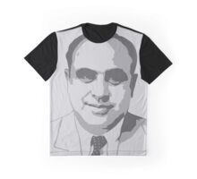 "Al ""Scarface"" Capone Graphic Graphic T-Shirt"