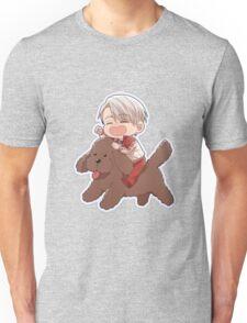 Yuri!!! on Ice Chibi Vik and co. Unisex T-Shirt