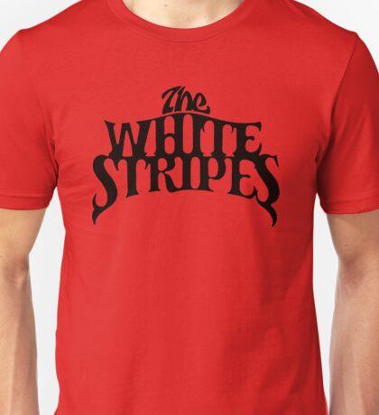 White Stripes Unisex T-Shirt