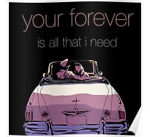 Your Forever is All That I Need Poster