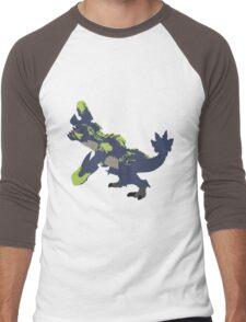 Brachydios Men's Baseball ¾ T-Shirt