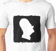 Homer Simpsons' Silhouette Unisex T-Shirt