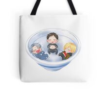 Yuri!!! on Ice Group Shot Tote Bag