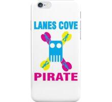 Lanes Cove Pirate CMY iPhone Case/Skin