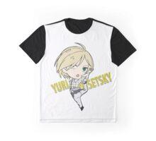Yuri Plisetsky Graphic T-Shirt