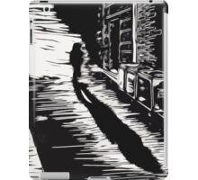 Down a Hidden Alley iPad Case/Skin