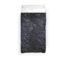 geometry of space Duvet Cover