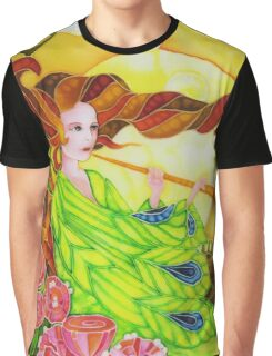 Song of the wind Graphic T-Shirt