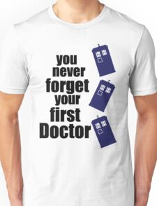 First Doctor Unisex T-Shirt