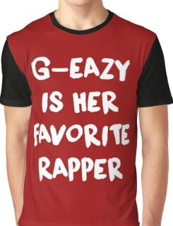 g eazy Graphic T-Shirt