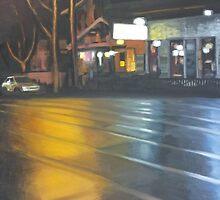 Street in Surry Hills by Sheila Tan