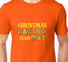 Christmas Baking Team Unisex T-Shirt