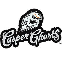CASPER GHOSTS LOGO Photographic Print