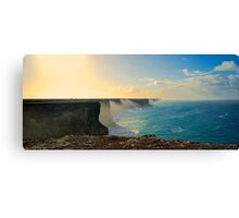 The Great Australian Bight. Canvas Print