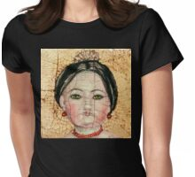 """Nothing to Fix #4"" (Spanish Dancing doll) Womens Fitted T-Shirt"