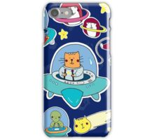 Meow Planet iPhone Case/Skin