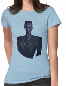 Grace Jones 1 Womens Fitted T-Shirt