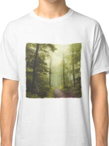 Long Forest Walk Classic T-Shirt