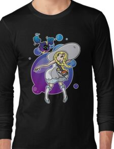 Pokemon Sun/Moon - Lillie and Nebby Long Sleeve T-Shirt