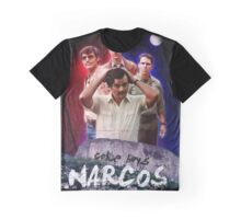 NARCOS Graphic T-Shirt
