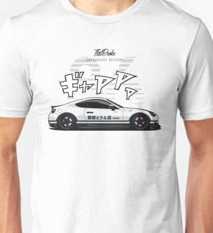Toyota GT86 - Initial D Inspired Unisex T-Shirt