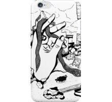 Smoking Hand iPhone Case/Skin