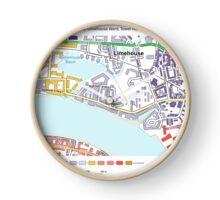 Multiple Deprivation Limehouse ward, Tower Hamlets Clock