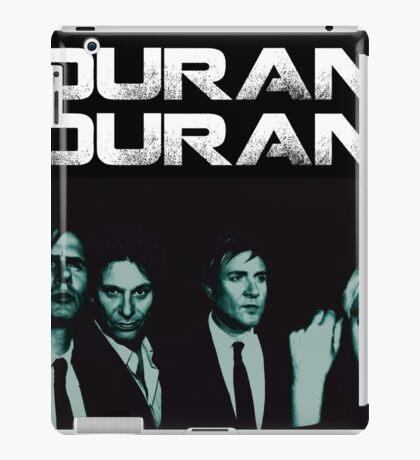 Duran Duran on Tour iPad Case/Skin