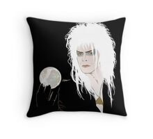 Jareth My King Throw Pillow