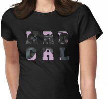 NRD GRL Womens Fitted T-Shirt