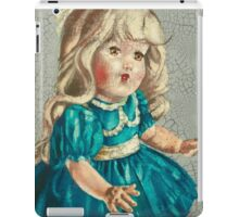 """You Have to Promise Not to Tell"" iPad Case/Skin"