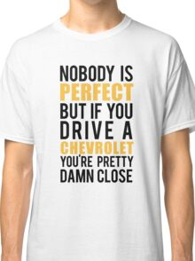 Chevrolet Owners Classic T-Shirt
