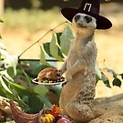 Meerkat Thanksgiving by Larry Costales