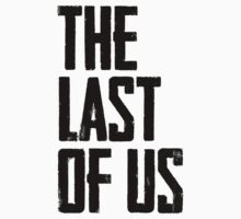 The Last of Us Title by MrJacob