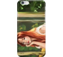 Taeyeon iPhone Case/Skin
