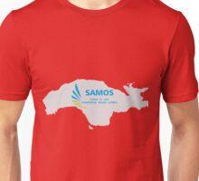 Samos ist Leben - Samos is Life Unisex T-Shirt