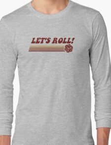 Let's Roll Roleplaying Game Dice Long Sleeve T-Shirt