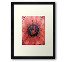 Precious Blood Framed Print