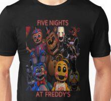 FNAF 2 animatronics Unisex T-Shirt