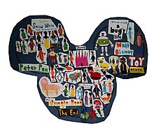 Mouse Ears Photographic Print